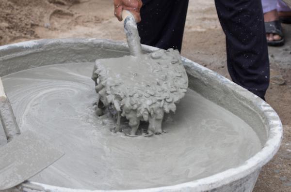 Linha de produtos para dormentes de concreto da Tecnosil